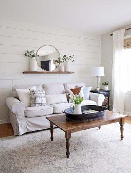 Farmhouse Wall Decor Living Room Above Couch 61 Super Ideas Modern Rustic Living Room Farm House Living Room Simple Living Room