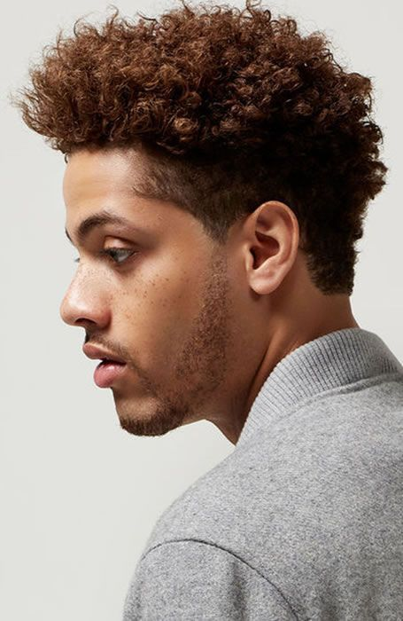 35 Awesome Afro Hairstyles For Men Curly Hair Men Afro Hairstyles Men Afro Hairstyles