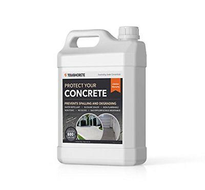Sponsored Ebay Toughcrete Concrete Sealer 1 Gallon Covers 600sqft The 1 Sealant For Garage Concrete Sealer Concrete Sealant Concrete