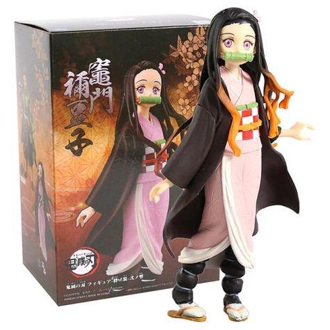 Anime action figures - Nezuko Retail box4