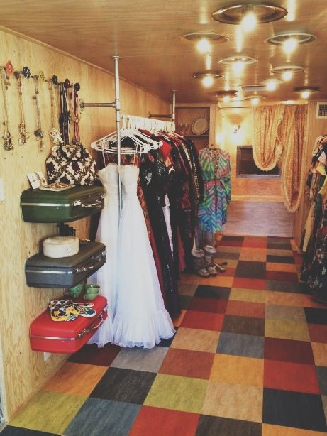 Pin On Ideas For Mobile Boutique Interior