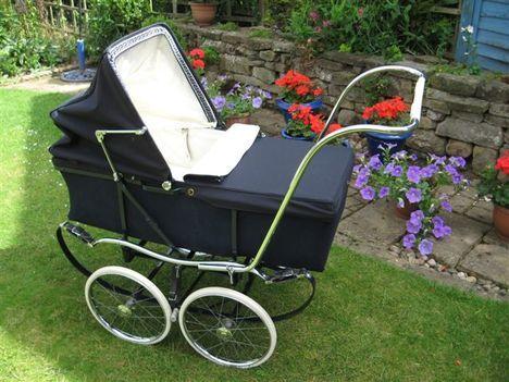 Pram Extravaganzas Classical Baby Prams United Kingdom Pram Carriage Stroller Baby Prams