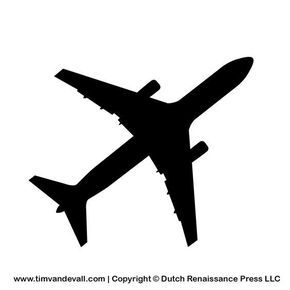 12 Awesome Small Tattoo Ideas For Women Airplane Silhouette