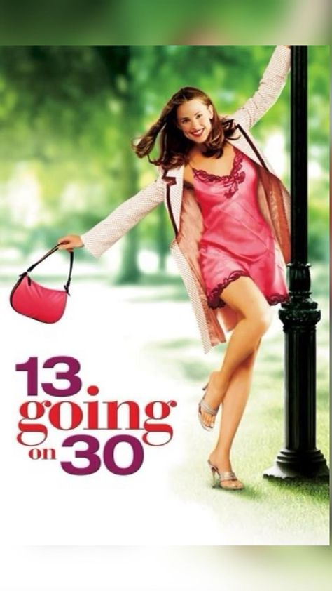 ICONIC MOVIE FASHION: 13 GOING ON 30