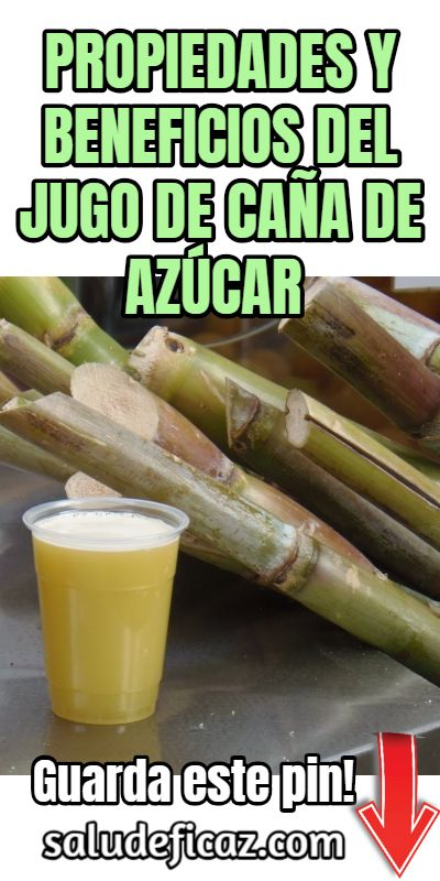 Para Muchos Esta Es Una Bebida Desconocida Descubre Las Diferentes Propiedades Y Beneficios Del Jugo De Caña De Azúcar Para Tu Sugarcane Juice Sugarcane Juice