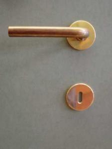 Vervloet Collection Brass Door Lever Handle | Door levers, Doors ...