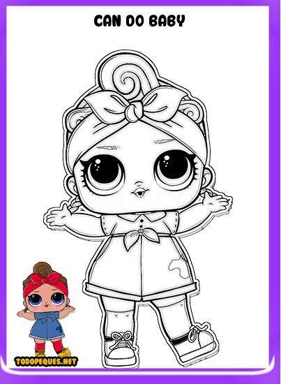 Dibujos Lol Suprise Para Colorear Con Imagenes Dibujos
