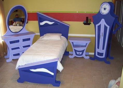 Whimsical Wonderland Twin Bedroom Suite