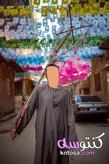 زينة وفوانيس رمضان تزين شوارع قنا 2020