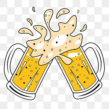 Beer Mugs Vector Concept Alcohol Ale Beer Png And Vector With Transparent Background For Free Download Beer Mugs Ale Beer Beer Icon