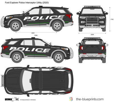 Ford Explorer Police Interceptor Utility Ford Explorer Interceptor Police