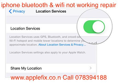 Iphone Bluetooth And Wifi Not Working Repair In Hamilton Apple Fix Iphone Bluetooth Iphone Repair Iphone