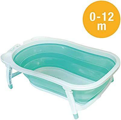 Babysun Baignoire Bebe Pliable Ultra Compacte 0 12 Mois