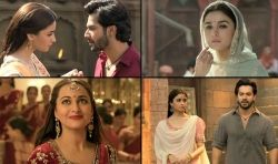 Download Kalank Title Track By Arijit Singh Mp3 Song In High Quality Vlcmusic Com Mp3 Song Songs Track Song
