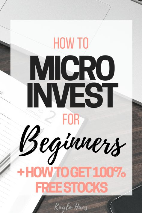 How to Start Investing for Beginners with Little Money! Micro-investing tutorial! PLUS how to get completely free stocks!