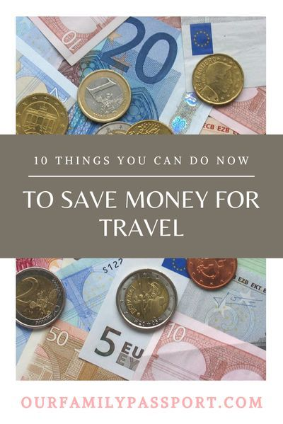 How Much Money Should I Save To Travel