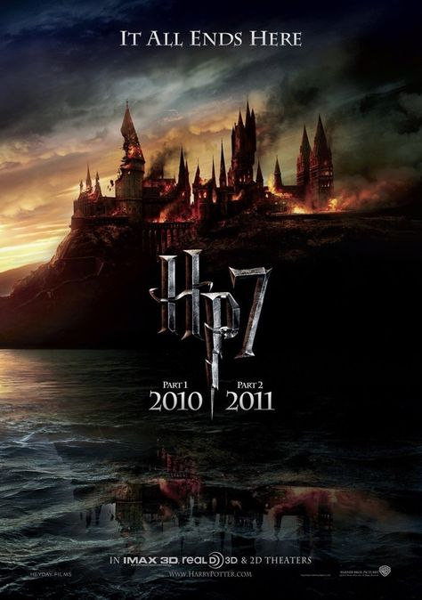 Harry Potter and the Deathly Hallows : Part 1 - 2010