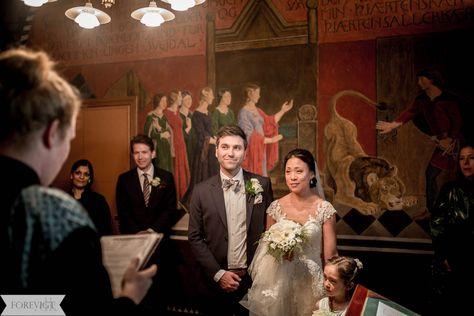 rådhus bryllup
