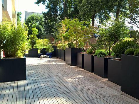 Separation Terrasse Avec Jardiniere