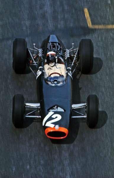 Race Winner Jackie Stewarrt Gbr Brm P261 Monaco Grand Prix Monte Carlo Monaco 22 June 1966 Racing Indy Cars Classic Racing Cars