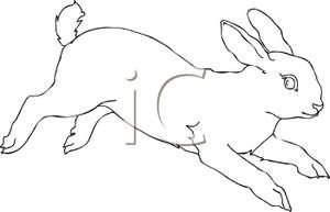 Running Rabbit Clipart Black And White Clip Art Images 10074 Clipartimage Com Clipart Black And White Rabbit Clipart Clip Art Vintage