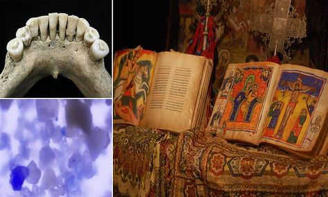 Medieval manuscripts likely to have been the work of nuns NOT monks
