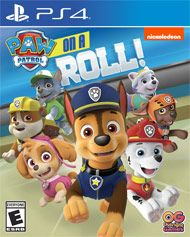 Paw Patrol on a Roll for PlayStation 4   GameStop