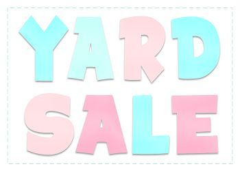 Free Garage Sale Images Yard Sale Clip Art Yard Sale Clip Art