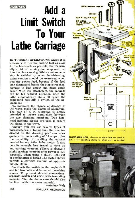 Make Your Own Gemstone Faceting Machine Lapidary Machine Page 7 Metal Working Metal Working Tools Metal Lathe Projects