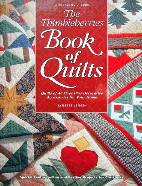 Thimbleberries High Country Quilts by Lynette Jensen