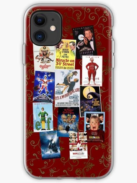 Christmas 2020 Iphone Deals Greatest Christmas Movies (Version 1) iphone 11 case in 2020