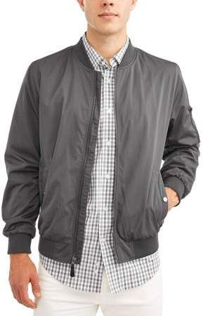 d35a86b32 George Men's Bomber Jacket Up To Size 5Xl | Coats And Jackets