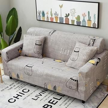 Sofa Cover Slipcovers Elastic Couch Case For Different Shape