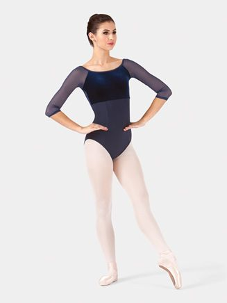 Cheng Peng Dance Ware Dance Clothes Sleeves Ballet Skirt Suitable for Height 101-150cm