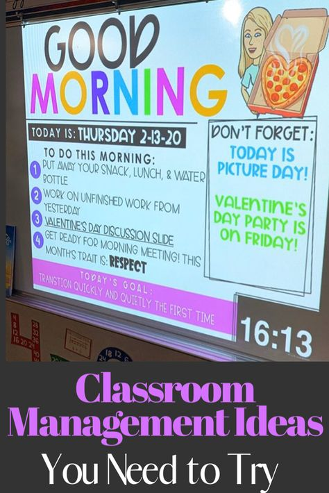 The best classroom management ideas for your daily routine, helping kids manage emotions and setting classroom expectations. Plus, fun new ideas for rewards that the students will love! #classroommanagement #classroomideas