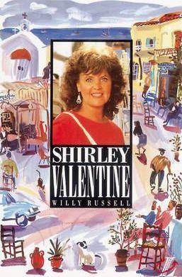 Shirley Valentine Google Search Shirley Valentine Movie Posters Broadway Shows