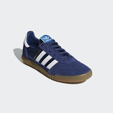 Indoor Super Shoes Blue 7 Mens  e7a1f6a60
