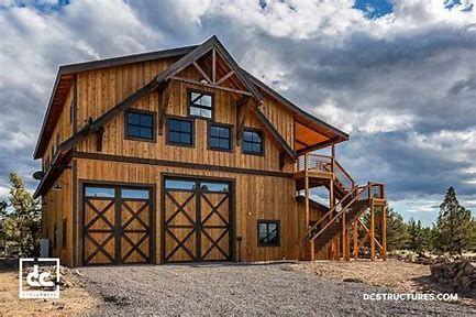 Image Result For Cool Pole Barn Ideas Barn House Kits Barn