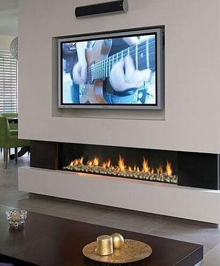 Flue Less Gas Fires Are Those That Do Not Require A Chimney For Installation These Types Of Gas Fires Are Considerably More F In 2020 Flueless Gas Fires Gas Fires Home Improvement