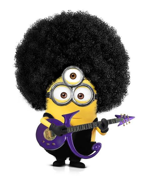 the artist formerly known as minions