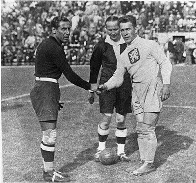 1934 FIFA World Cup final tournament