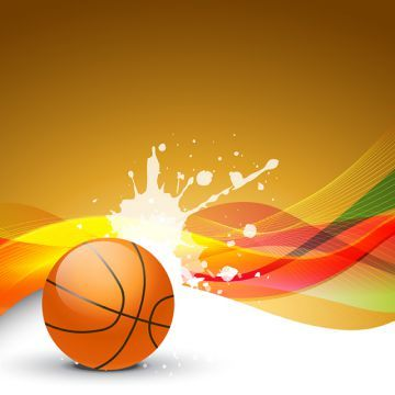 Abstract Background Of Basketball Basketball Splash Vector Circle Vector Png And Vector With Transparent Background For Free Download Abstract Abstract Backgrounds Basketball Background