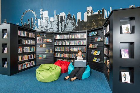 Library Design Ideas