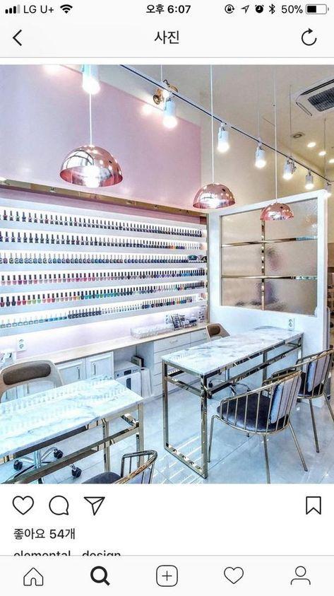 35 Super Ideas For Salon Furniture Ideas Beauty Beauty Salon Decor Salon Interior Design Salon Interior