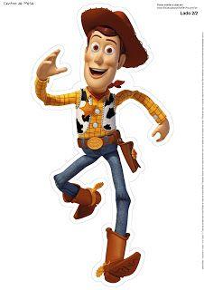 Centros De Mesa De Toy Story Para Imprimir Gratis Toy Story Personajes Imprimibles Toy Story Jessie De Toy Story