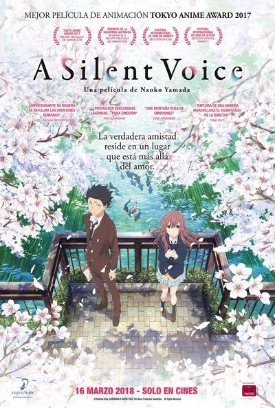 Una Voz Silenciosa Es Una Pelicula De Cine Dirigida Por Naoko Yamada Interpretada Por Peliculas Anime Romanticas Peliculas Japonesas Anime Peliculas De Anime