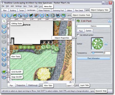 Realtime Landscape Architect I was hoping to find some free - creation de jardin logiciel gratuit