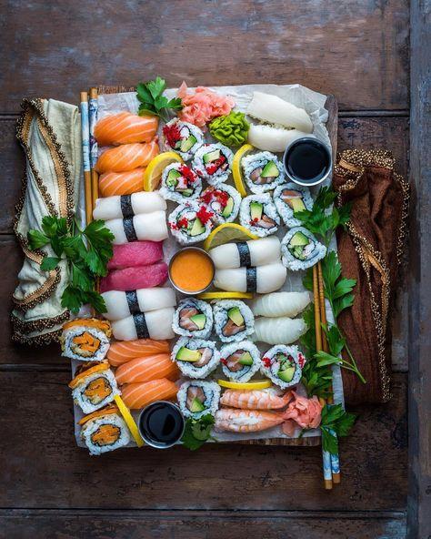 Sushi. The Freshmaker.