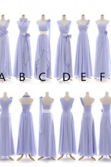 a6cd08ed9d43 Chiffon Bridesmaid Dress, Bridesmaid Dress A-Line #ChiffonBridesmaidDress  #BridesmaidDressALine Bridesmaid Dresses 2018