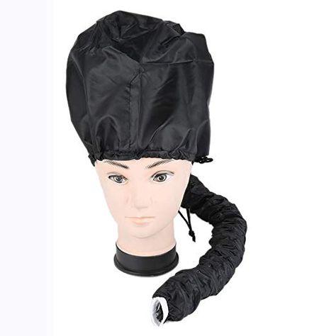 SYOOY Soft Hood Bonnet Hair Dryer Hair Perming Drying Cap